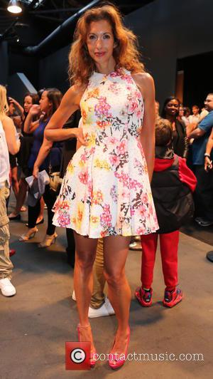 Alysia Reiner - New York Fashion Week Spring/Summer 2016 - Kids Rock! - Front Row at New York Fashion Week...