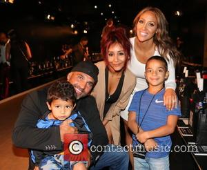 Nicole Snooki Polizzi, Lorenzo LaValle, Mellisa Gorga , Gino Gorga - New York Fashion Week Spring/Summer 2016 - Kids Rock!...