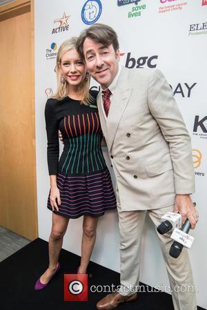 Rachel Riley , Jonathan Ross - BGC Annual Global Charity Day held at Canary Wharf. - London, United Kingdom -...