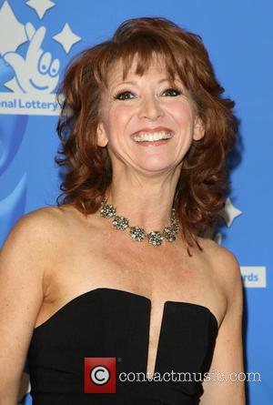 Bonnie Langford - National Lottery Stars 2015 held at The London Studios - Arrivals at ITV Studios - London, United...