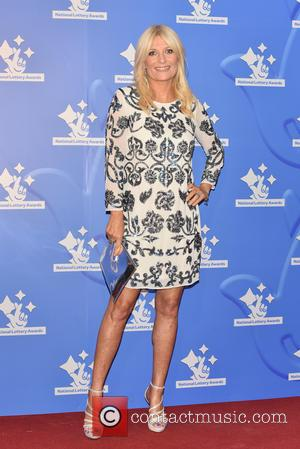 Gabby Logan - National Lottery Stars 2015 held at The London Studios - Arrivals. - London, United Kingdom - Friday...