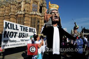 Demonstrators and Atmosphere