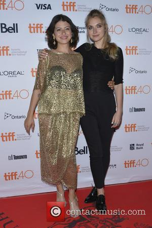Alia Shawkat and Imogen Poots