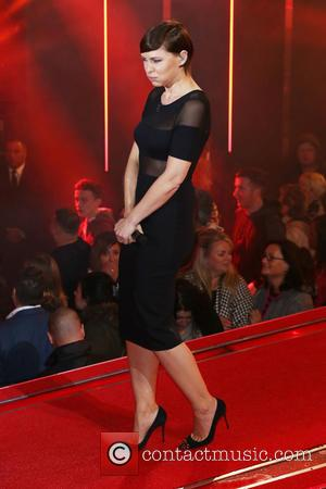 Emma Willis - Celebrity Big Brother fake eviction at Celebrity Big Brother - Borehamwood, United Kingdom - Friday 11th September...
