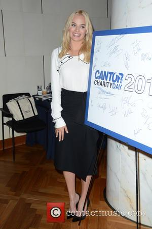 Margot Robbie - 2015 Cantor Fitzgerald Charity Day - Arrivals - New York, United States - Friday 11th September 2015