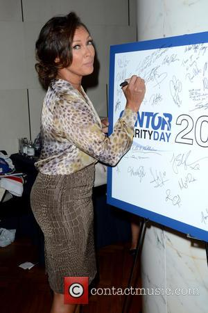 Vanessa L. Williams - 2015 Cantor Fitzgerald Charity Day - Arrivals - New York, United States - Friday 11th September...