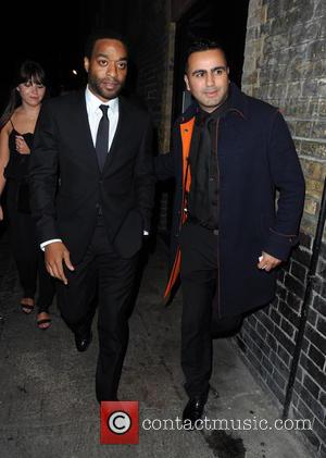Chiwetel Ejiofor - Celebrities outside Chiltern Firehouse at London - London, United Kingdom - Friday 11th September 2015