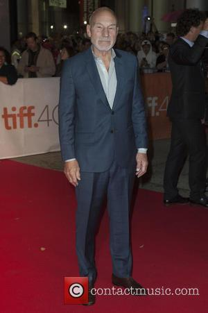 Patrick Stewart - 40th Toronto International Film Festival - 'Martian' - Premiere - Toronto, Canada - Friday 11th September 2015