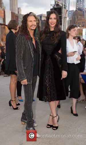 Liv Tyler, New York Fashion Week, Steven Tyler