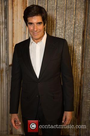 David Copperfield, New York Fashion Week