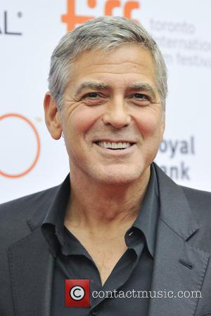 George Clooney - 40th Toronto International Film Festival - 'Our Brand Is Crisis' - Premiere - Toronto, Canada - Friday...