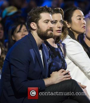 Matthew Morrison - 'Project Runway' season 14 finale runway show at NYFW at Moynihan Station - New York, New York,...