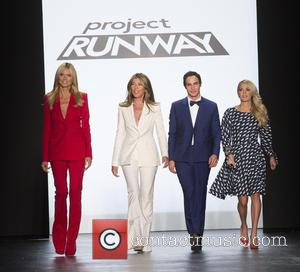 Heidi Klum, Nina Garcia, Zac Posen and Carrie Underwood