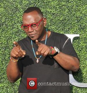 Randy Jackson - Celebrities attend the Semi-finals of the 2015 Tennis U.S. Open at the USTA Billie Jean King National...
