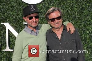 Fisher Stevens and Griffin Dunne