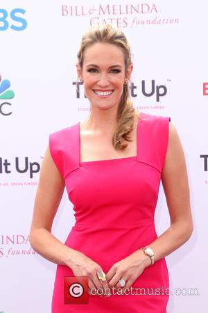 Ashlan Gorse - Think It Up Gala for Education Initiative's inaugural live telecast Event at Barker Hangar - Santa Monica,...