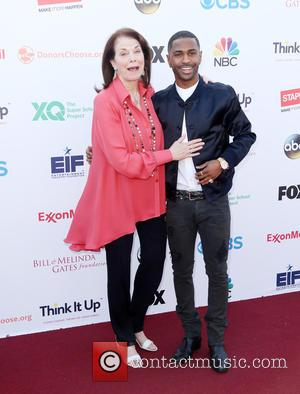 Sherry Lansing and Big Sean