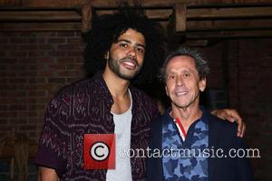 Daveed Diggs and Brian Grazer