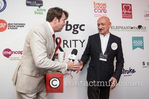 Jonathan Ross and Sir Ben Kingsley