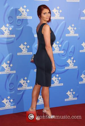 Amy Childs - The National Lottery Awards 2015 held at the London Studios - Arrivals - London, United Kingdom -...