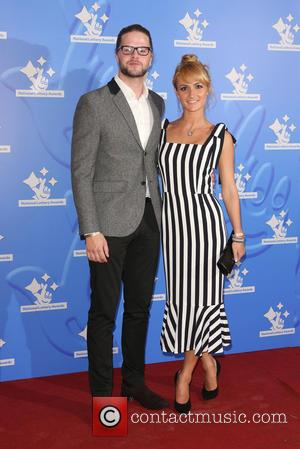 Jay McGuiness , Aliona Vilani - The National Lottery Awards 2015 held at the London Studios - Arrivals - London,...