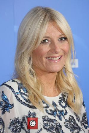 Gaby Roslin - The National Lottery Awards 2015 held at the London Studios - Arrivals - London, United Kingdom -...