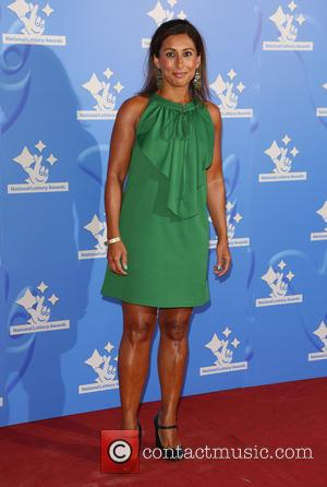 Saira Khan - The National Lottery Awards 2015 held at the London Studios - Arrivals - London, United Kingdom -...