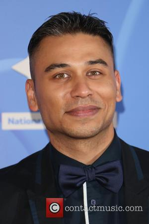 Ricky Norwood - The National Lottery Awards 2015 held at the London Studios - Arrivals - London, United Kingdom -...