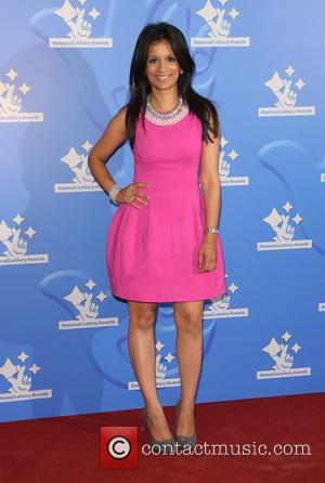 Sonali Shah - The National Lottery Awards 2015 held at the London Studios - Arrivals - London, United Kingdom -...