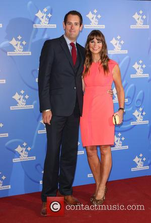 Chris Neadham , Ellie Crisell - The National Lottery Awards 2015 held at the London Studios - Arrivals - London,...
