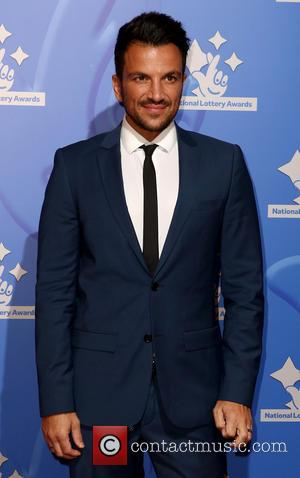 Peter Andre - National Lottery Stars 2015 held at The London Studios - Arrivals - London, United Kingdom - Friday...