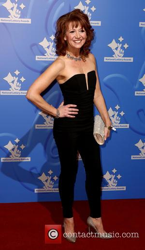 Bonnie Langford - National Lottery Stars 2015 held at The London Studios - Arrivals - London, United Kingdom - Friday...
