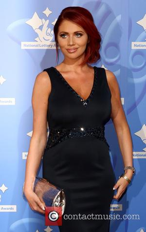 Amy Childs - National Lottery Stars 2015 held at The London Studios - Arrivals - London, United Kingdom - Friday...