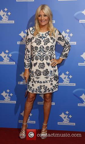 Gaby Roslin - National Lottery Stars 2015 held at The London Studios - Arrivals - London, United Kingdom - Friday...