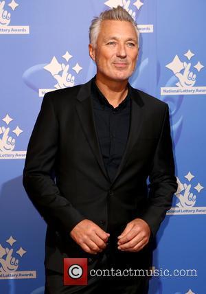 Martin Kemp - National Lottery Stars 2015 held at The London Studios - Arrivals - London, United Kingdom - Friday...