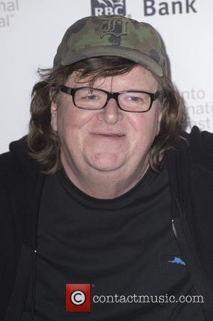Michael Moore - 40th Toronto International Film Festival - 'Where to Invade Next' - Premiere - Toronto, Canada - Friday...