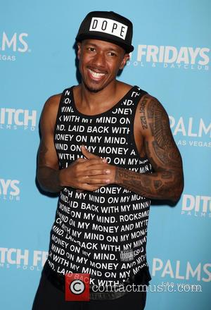 Nick Cannon - Nick Cannon DJs at Ditch Fridays at the Palms Pool and Dayclub inside the Palms Casino Resort...