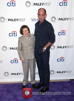 Linda Hunt and Miguel Ferrer
