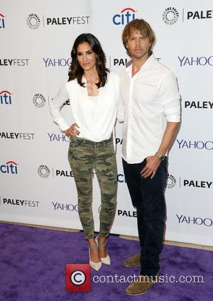 Daniela Ruah and Eric Christian Olsen
