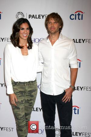 Daniela Ruah , Eric Christian Olsen - Paley Fest Special Event: NCIS: Los Angeles Fall Premiere - Arrivals at Paley...