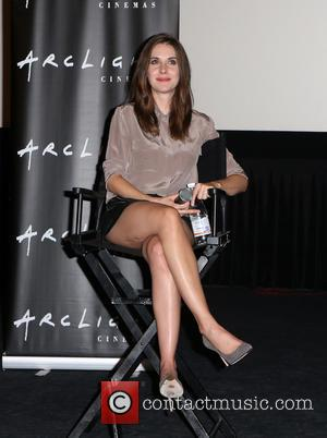 Alison Brie - The Arclight Cinemas introduces Independent Film series screening and Q&A of 'Sleeping With Other People' at The...