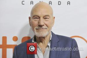 Patrick Stewart - 2015 Toronto International Film Festival - 'The Martian' - Premiere - Toronto, Canada - Friday 11th September...