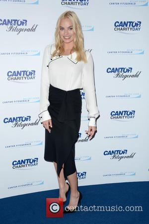 Margot Robbie - 2015 Cantor Fitzgerald Charity Day - Arrivals - Manhattan, New York, United States - Saturday 12th September...