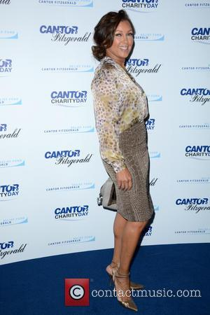 Vanessa L. Williams - 2015 Cantor Fitzgerald Charity Day - Arrivals - Manhattan, New York, United States - Saturday 12th...