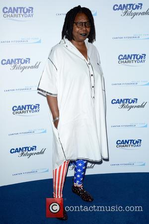 Whoopi Goldberg - 2015 Cantor Fitzgerald Charity Day - Arrivals - Manhattan, New York, United States - Saturday 12th September...