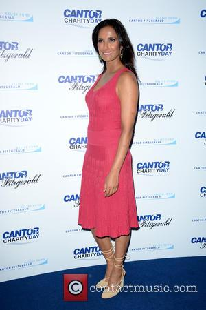 Padma Lakshmi - 2015 Cantor Fitzgerald Charity Day - Arrivals - Manhattan, New York, United States - Saturday 12th September...