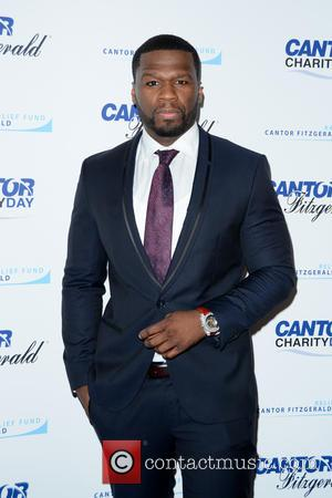 Curtis Jackson /50 Cent/ - 2015 Cantor Fitzgerald Charity Day - Arrivals - Manhattan, New York, United States - Saturday...