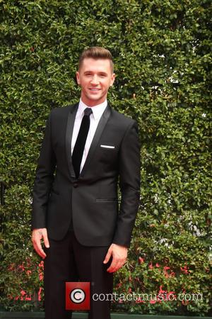 Travis Wall - 2015 Primetime Creative Emmy Awards - Red Carpet Arrivals at Microsoft Theater at LA Live, Emmy Awards...