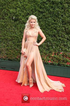 Witney Carson - 2015 Primetime Creative Emmy Awards - Red Carpet Arrivals at Microsoft Theater at LA Live, Emmy Awards...