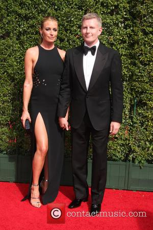 Cat Deeley , Patrick Kielty - 2015 Primetime Creative Emmy Awards - Red Carpet Arrivals at Microsoft Theater at LA...
